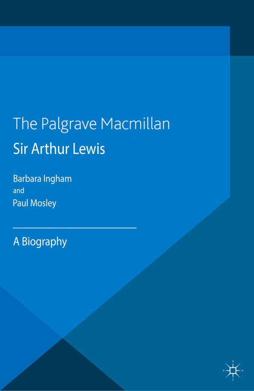 Ingham, Barbara - Sir Arthur Lewis, ebook