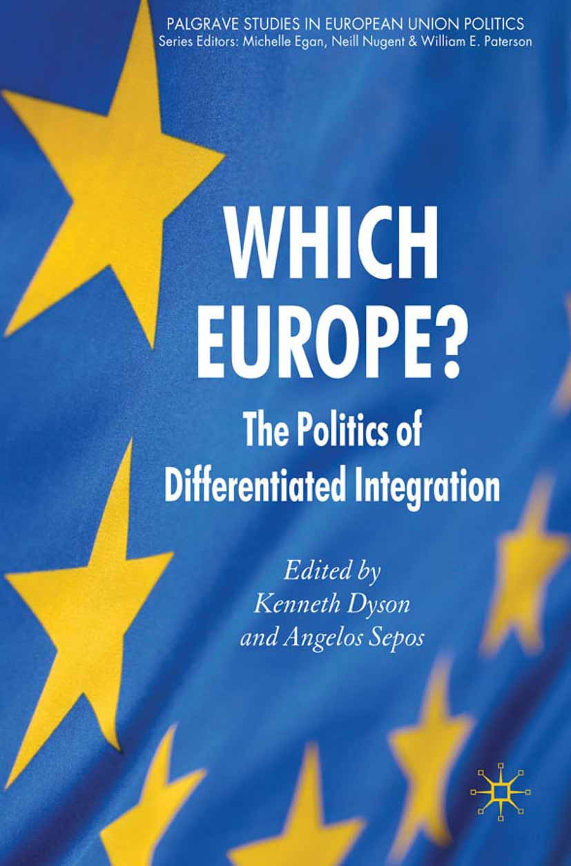 Dyson, Kenneth - Which Europe?, ebook