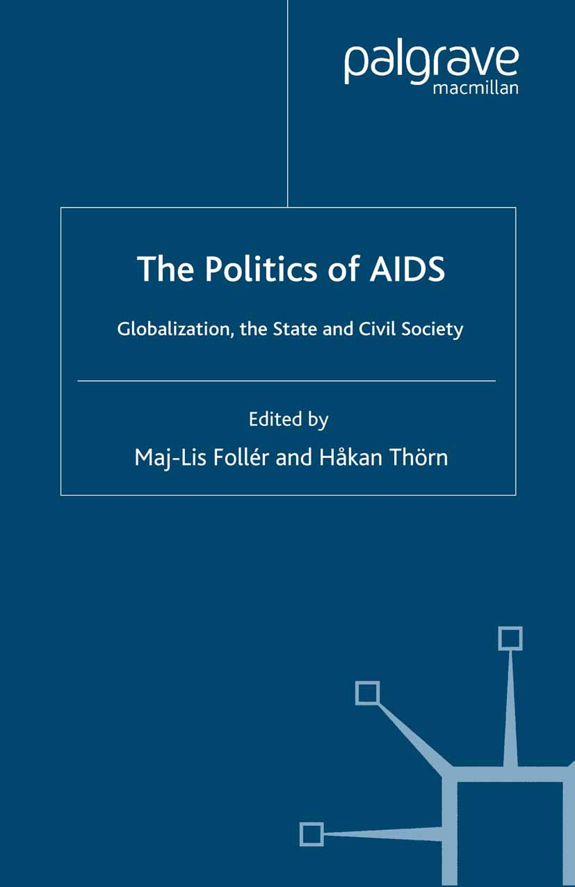 Follér, Maj-Lis - The Politics of AIDS, ebook