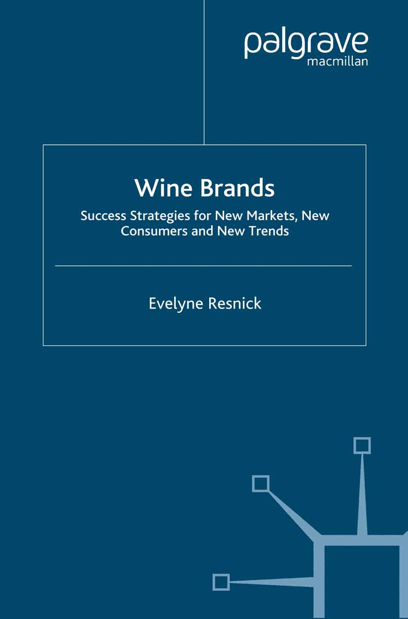 Resnick, Evelyne - Wine Brands, ebook