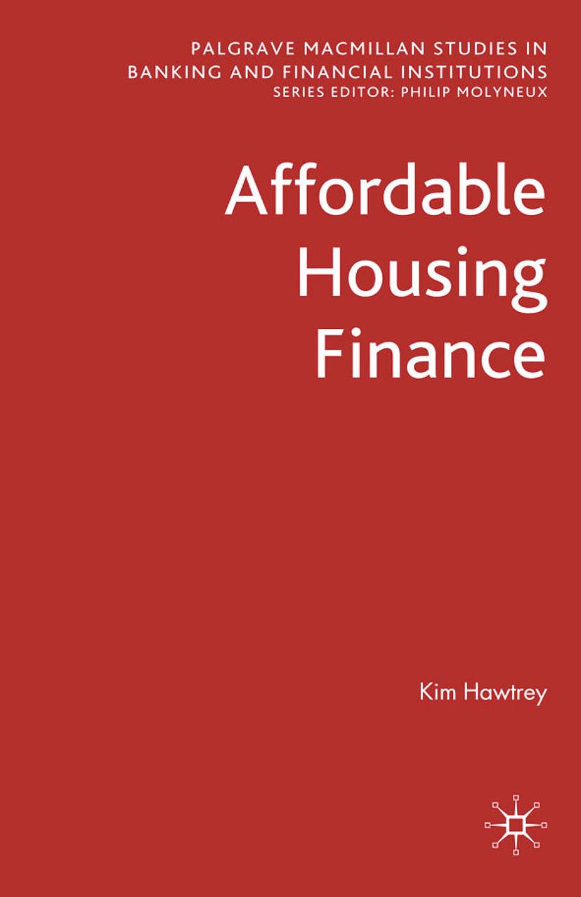 Hawtrey, Kim - Affordable Housing Finance, ebook