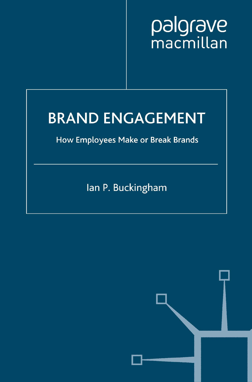 Buckingham, Ian P. - Brand Engagement, ebook