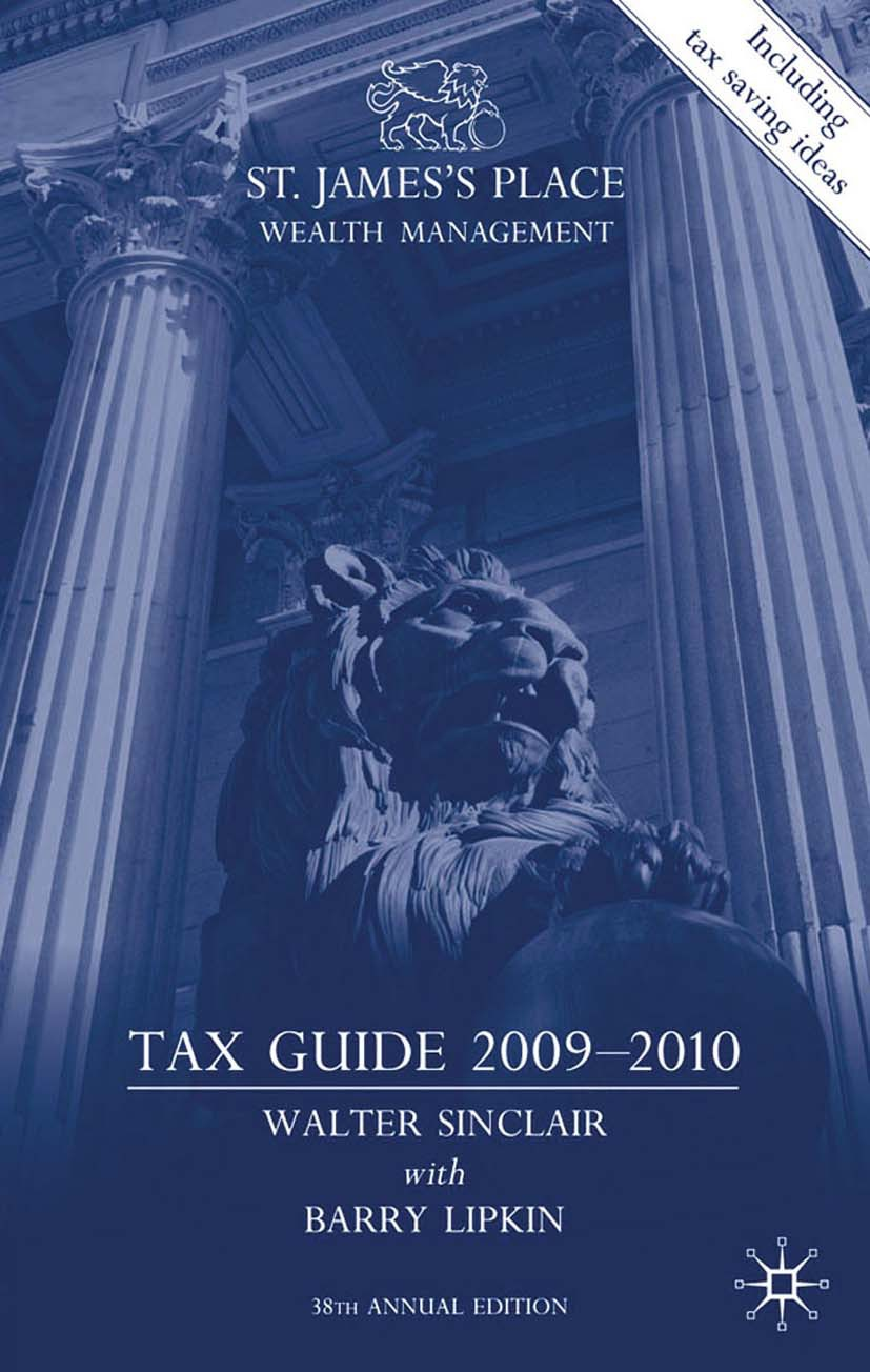 Lipkin, Barry - St. James's Place Wealth Management Tax Guide 2009–2010, ebook