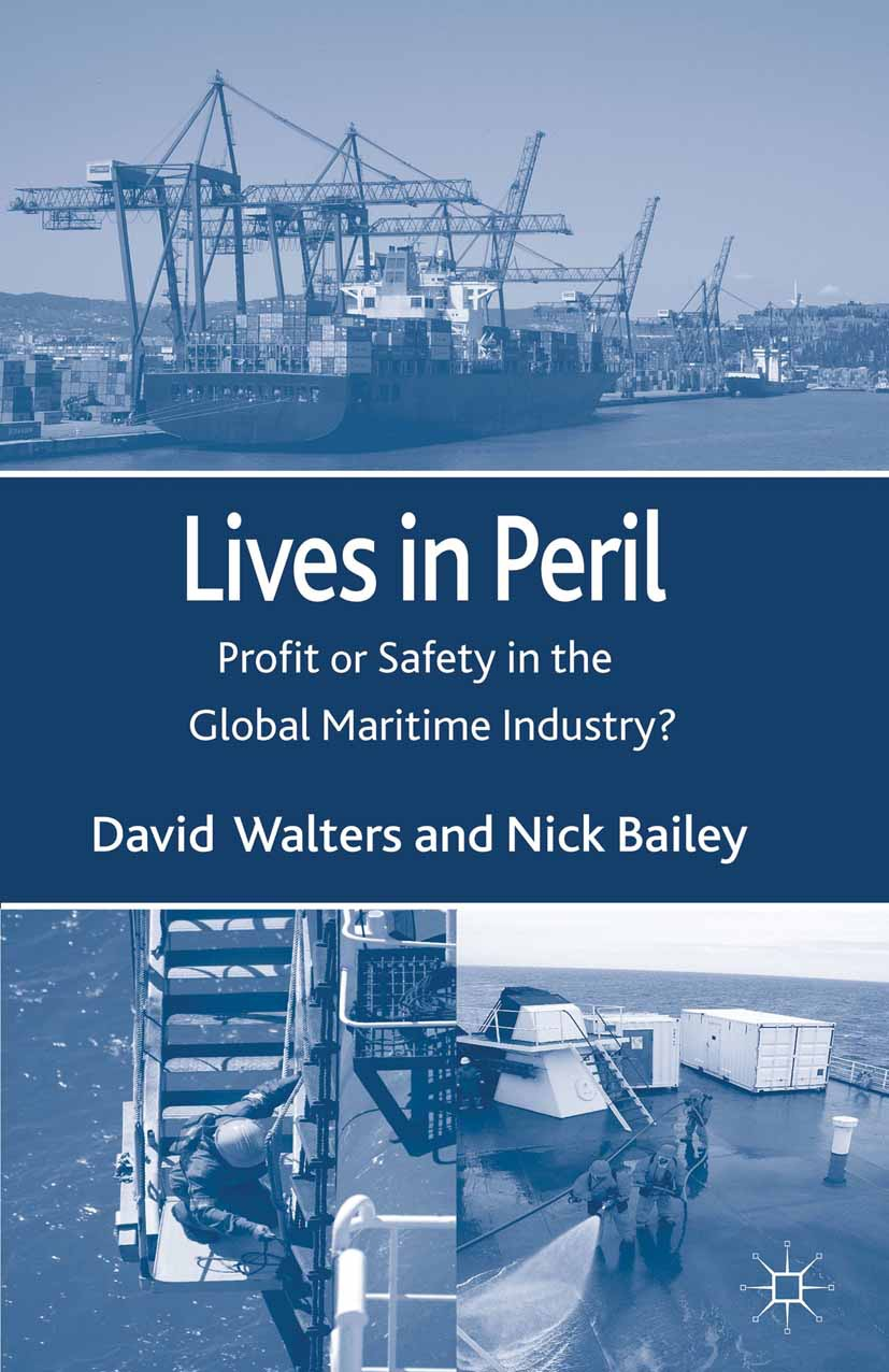 Bailey, Nick - Lives in Peril, ebook