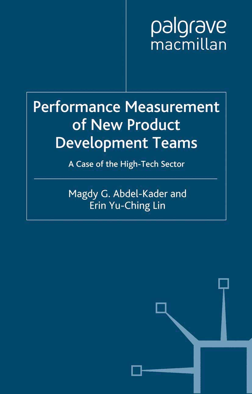 Abdel-Kader, Magdy G. - Performance Measurement of New Product Development Teams, ebook