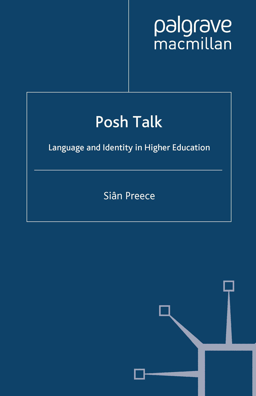 Preece, Siân - Posh Talk, ebook