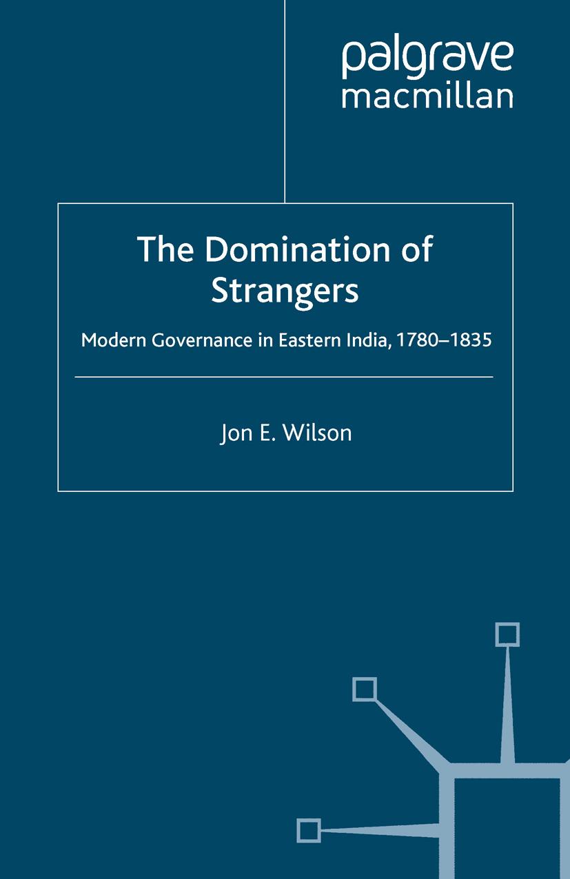 Wilson, Jon E. - The Domination of Strangers, ebook