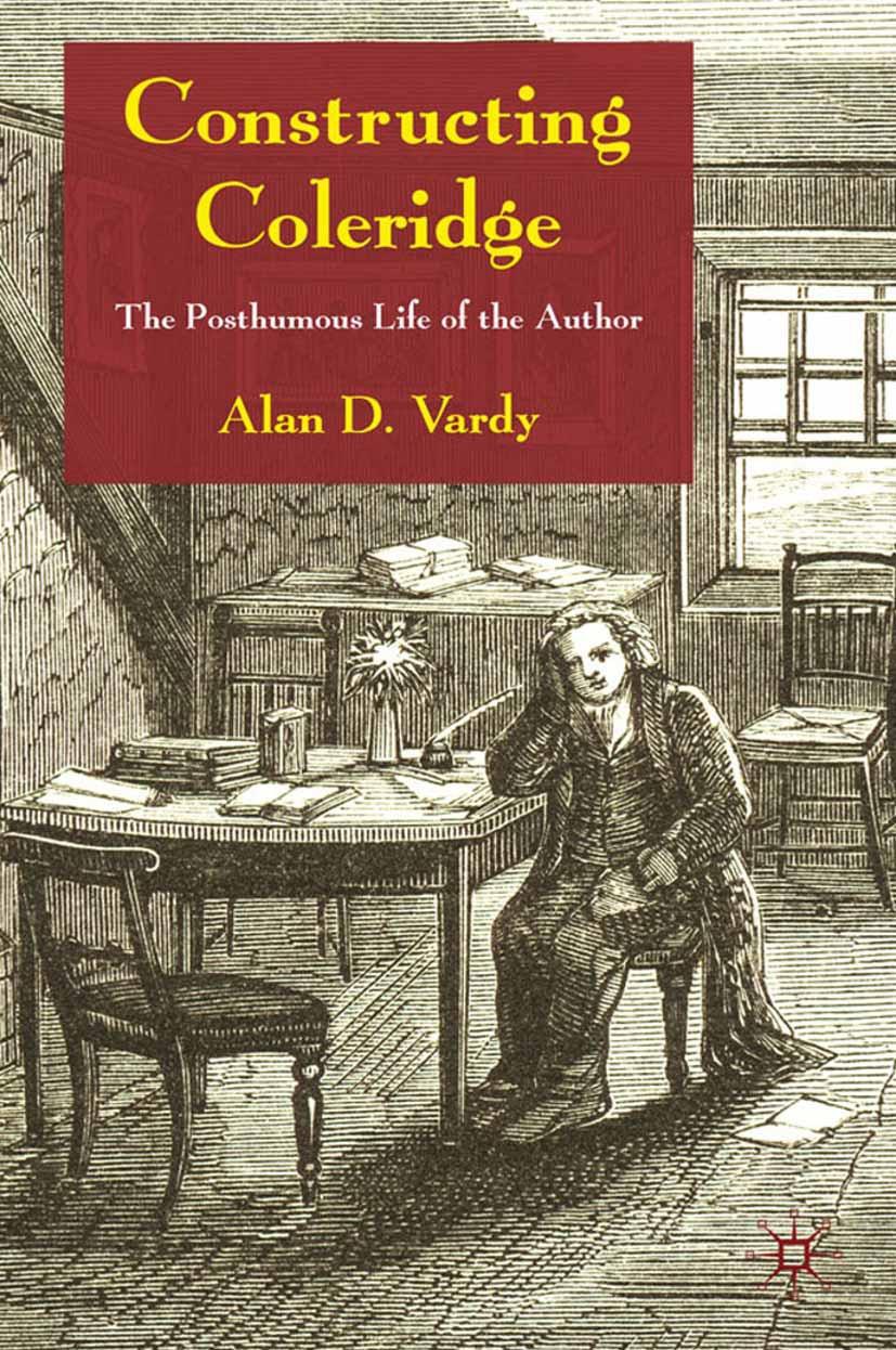 Vardy, Alan D. - Constructing Coleridge, ebook