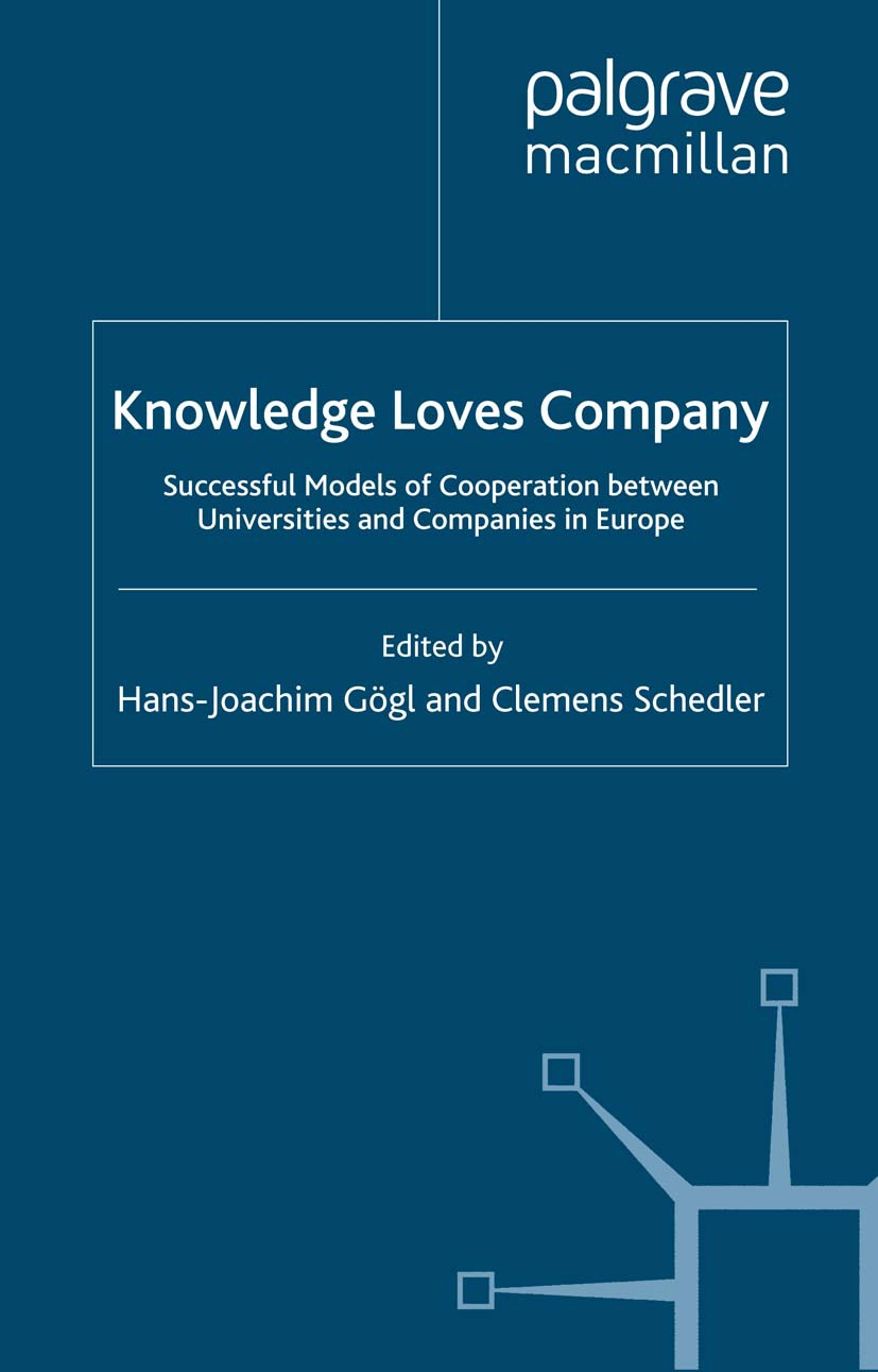 Gögl, Hans-Joachim - Knowledge Loves Company, ebook