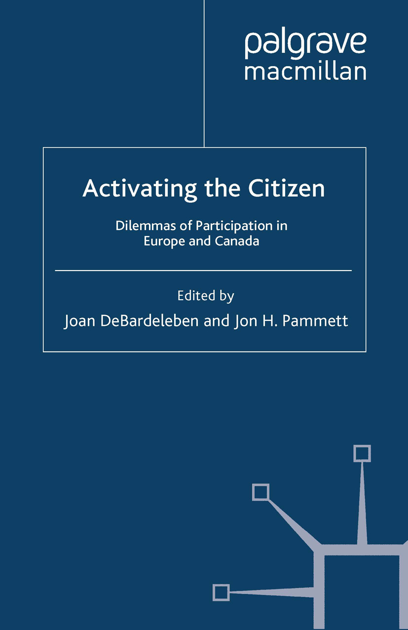 DeBardeleben, Joan - Activating the Citizen, ebook
