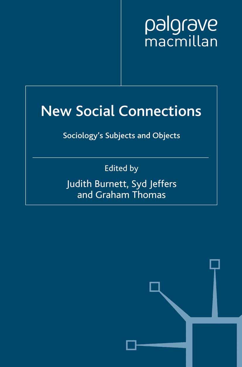 Burnett, Judith - New Social Connections, ebook
