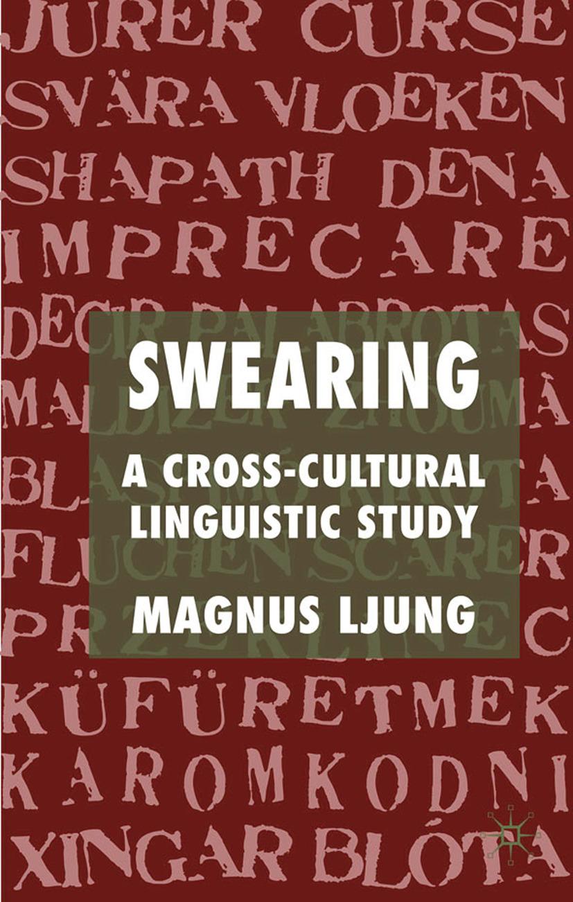 Ljung, Magnus - Swearing, ebook