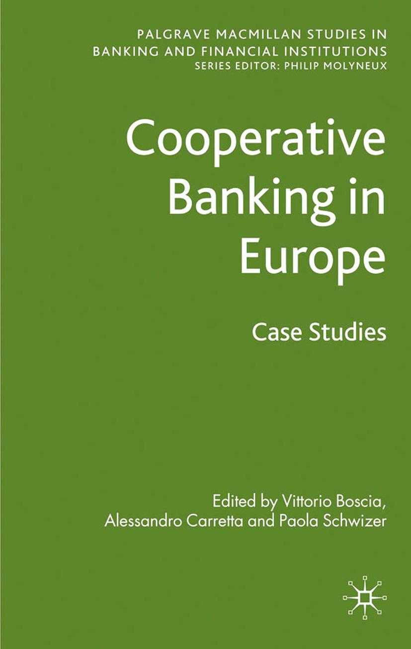 Boscia, Vittorio - Cooperative Banking in Europe, ebook