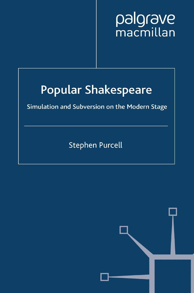 Purcell, Stephen - Popular Shakespeare, ebook