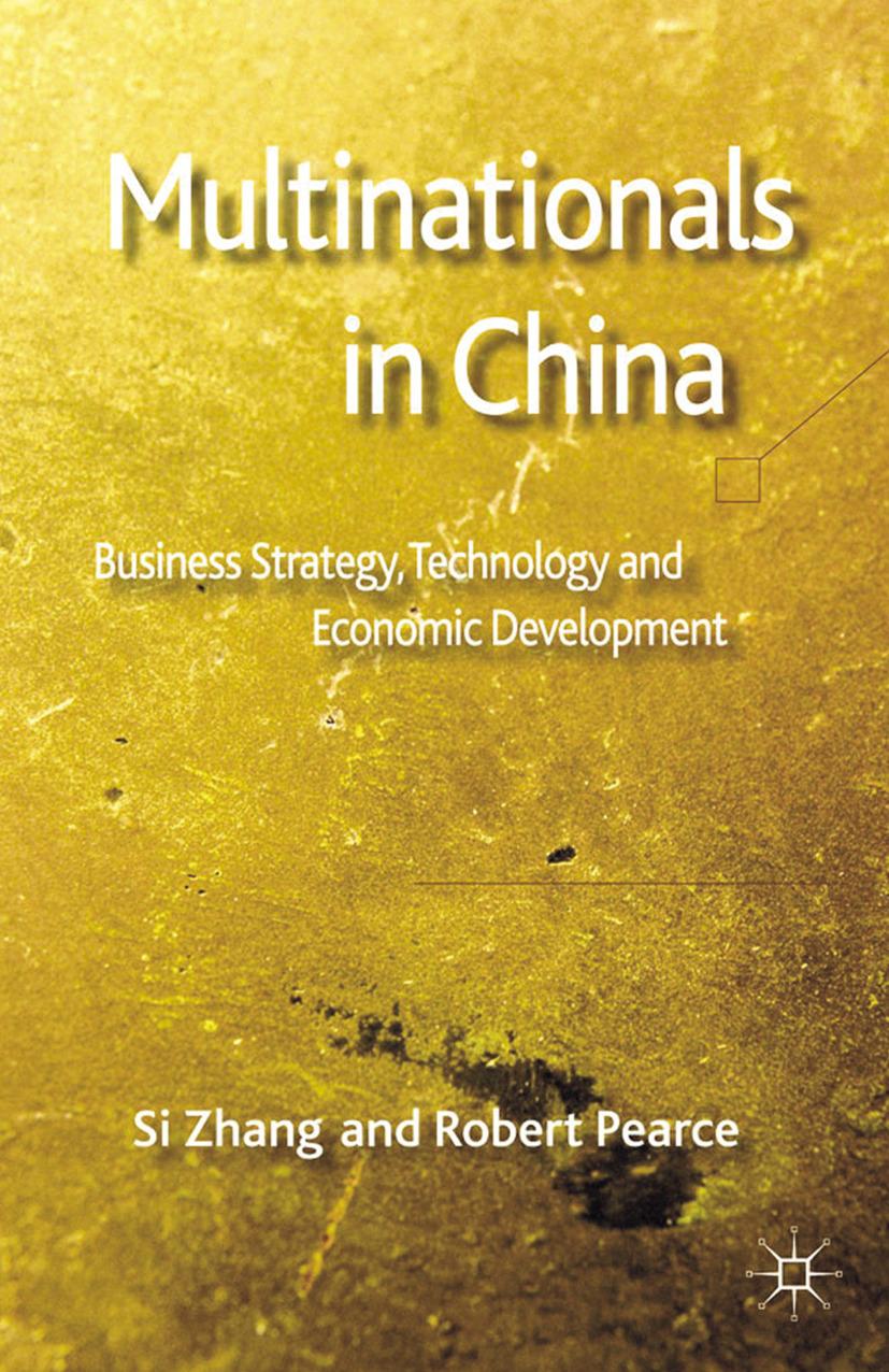 Pearce, Robert - Multinationals in China, ebook