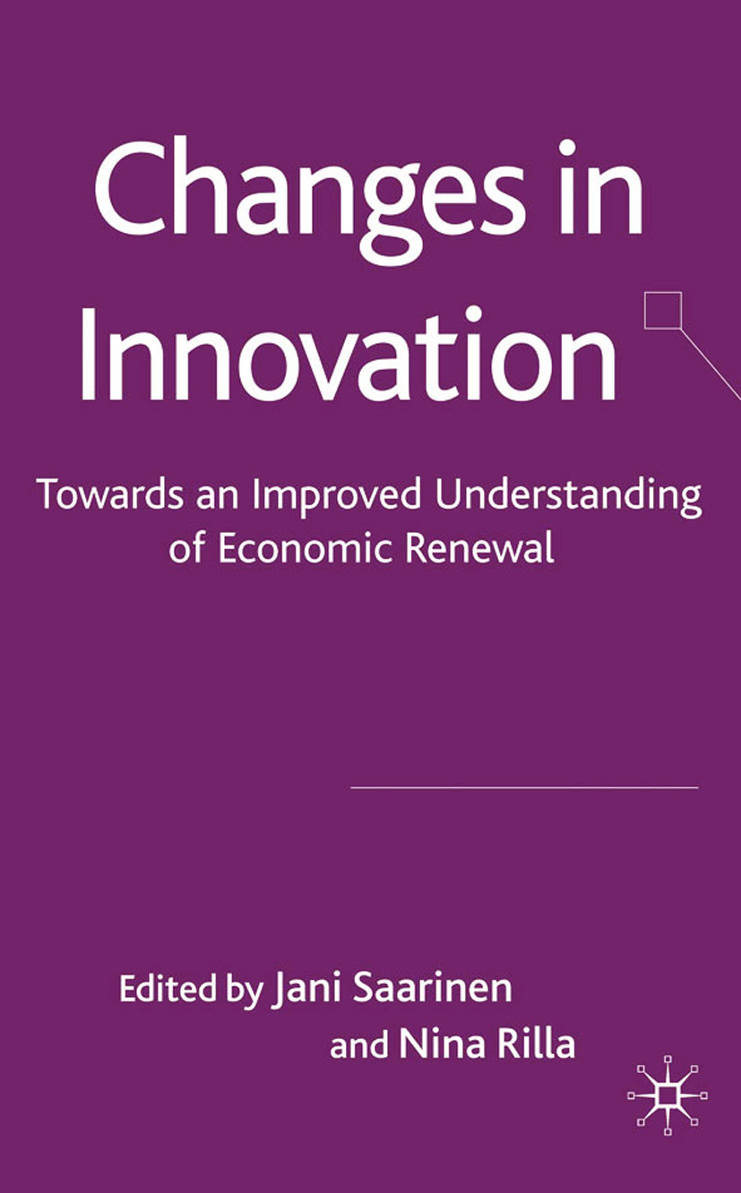 Rilla, Nina - Changes in Innovation, ebook