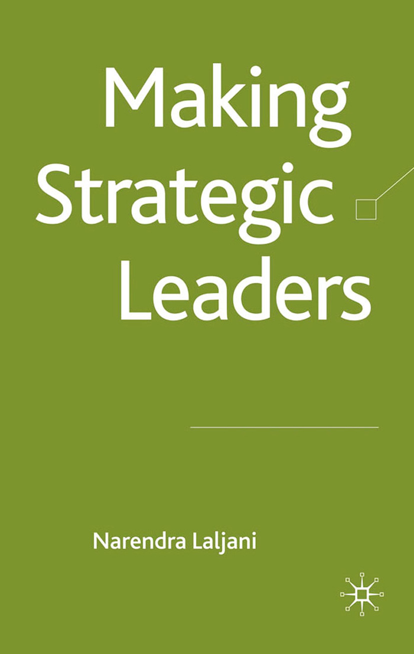 Laljani, Narendra - Making Strategic Leaders, ebook