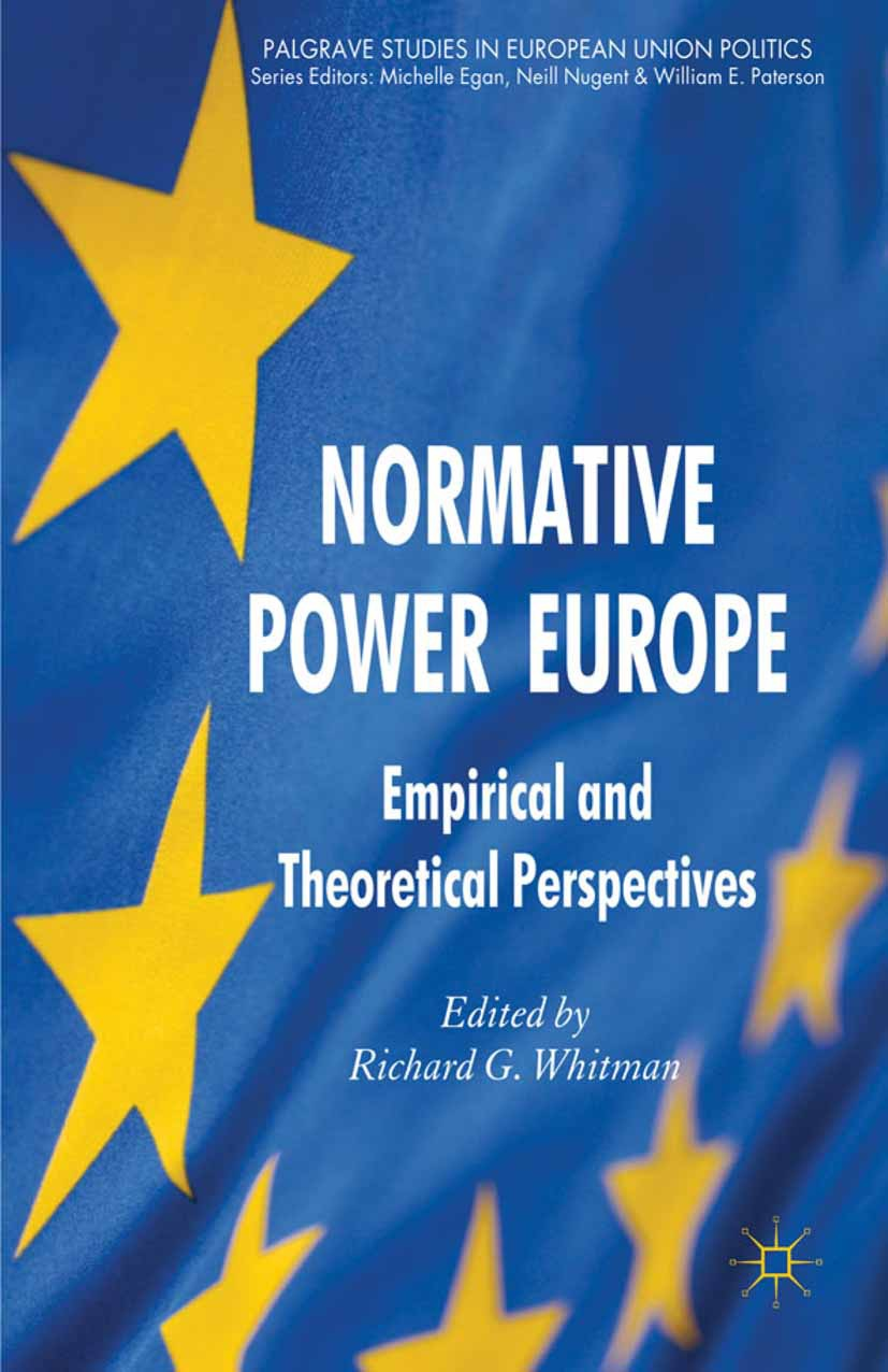 Whitman, Richard G. - Normative Power Europe, e-bok