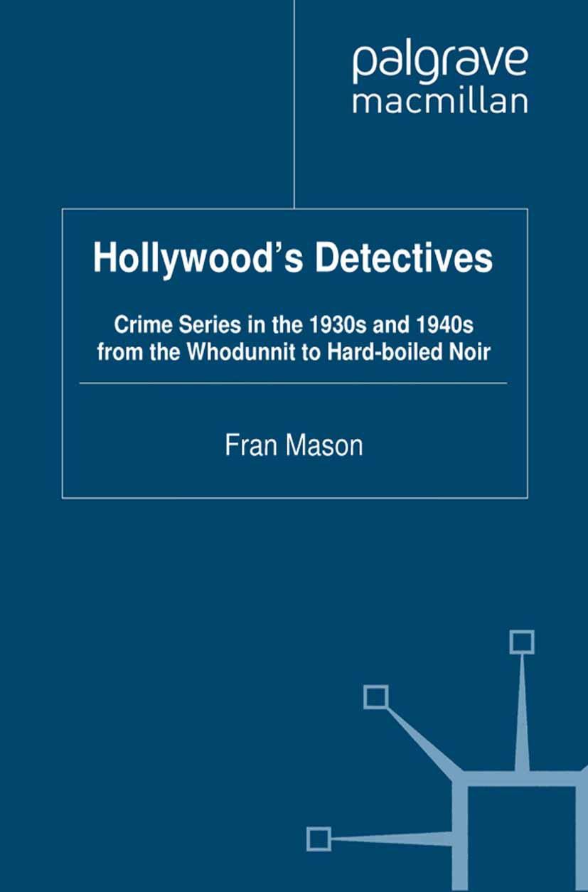 Mason, Fran - Hollywood's Detectives, ebook