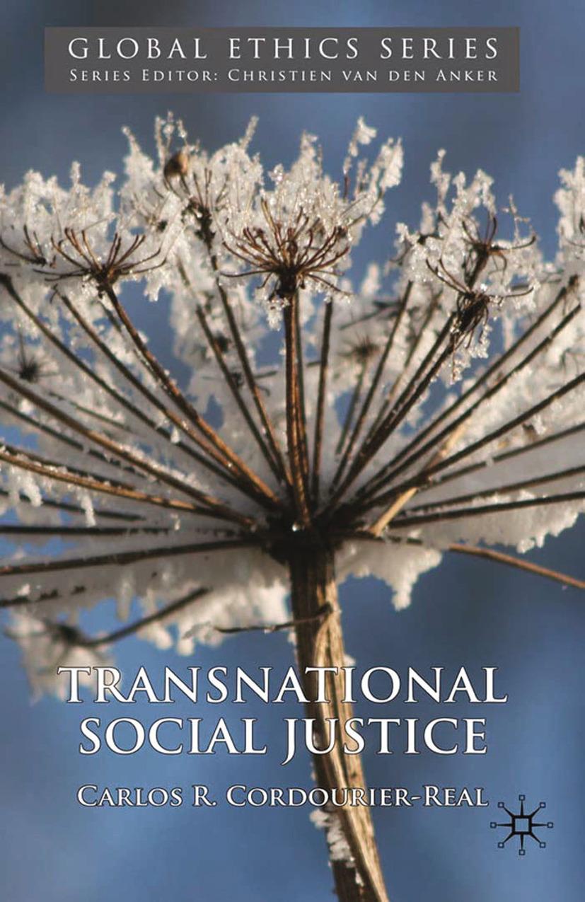 Cordourier-Real, Carlos R. - Transnational Social Justice, e-bok