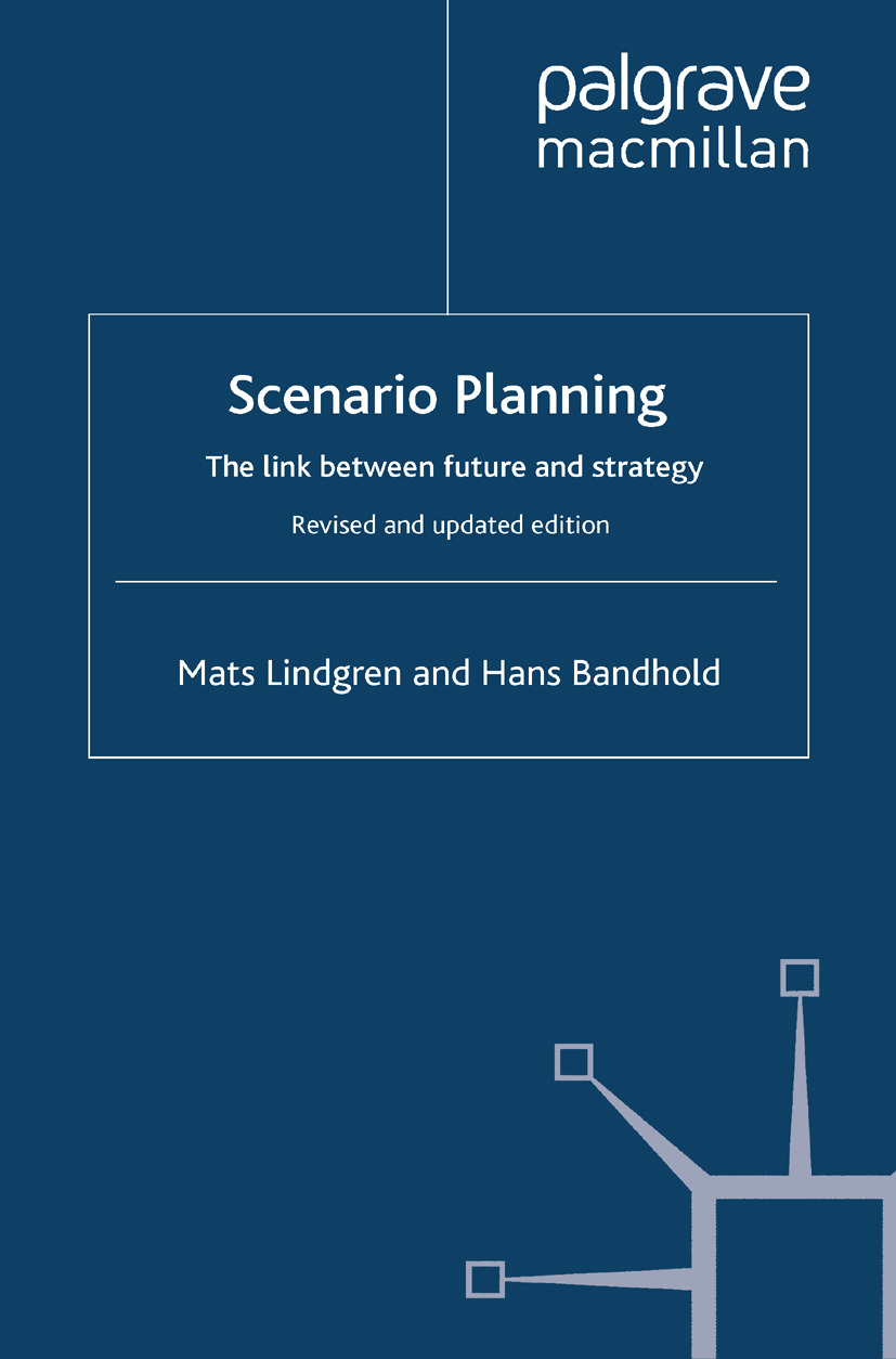 Bandhold, Hans - Scenario Planning, ebook