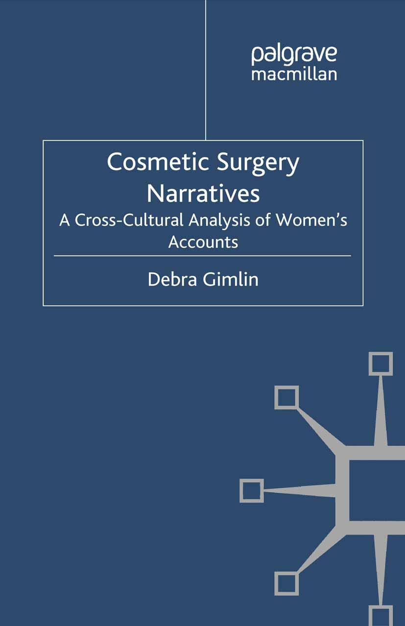 Gimlin, Debra - Cosmetic Surgery Narratives, ebook