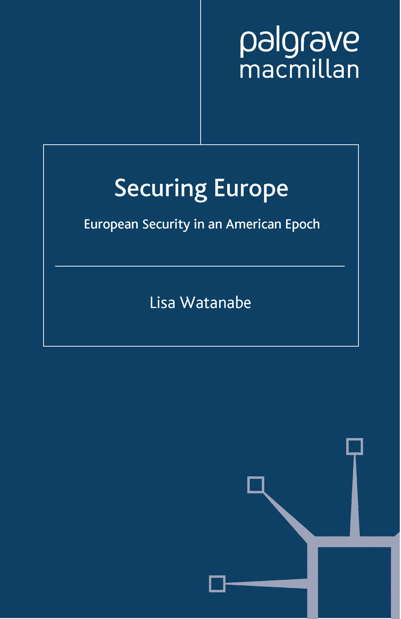 Watanabe, Lisa - Securing Europe, ebook