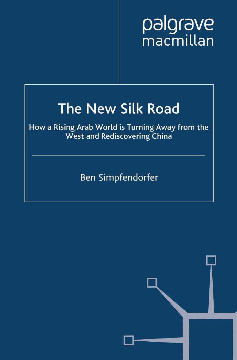 Simpfendorfer, Ben - The New Silk Road, ebook