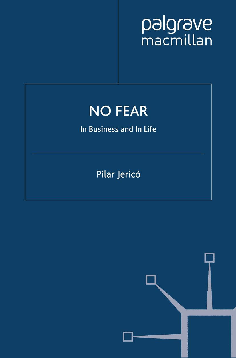 Jericó, Pilar - No Fear, ebook