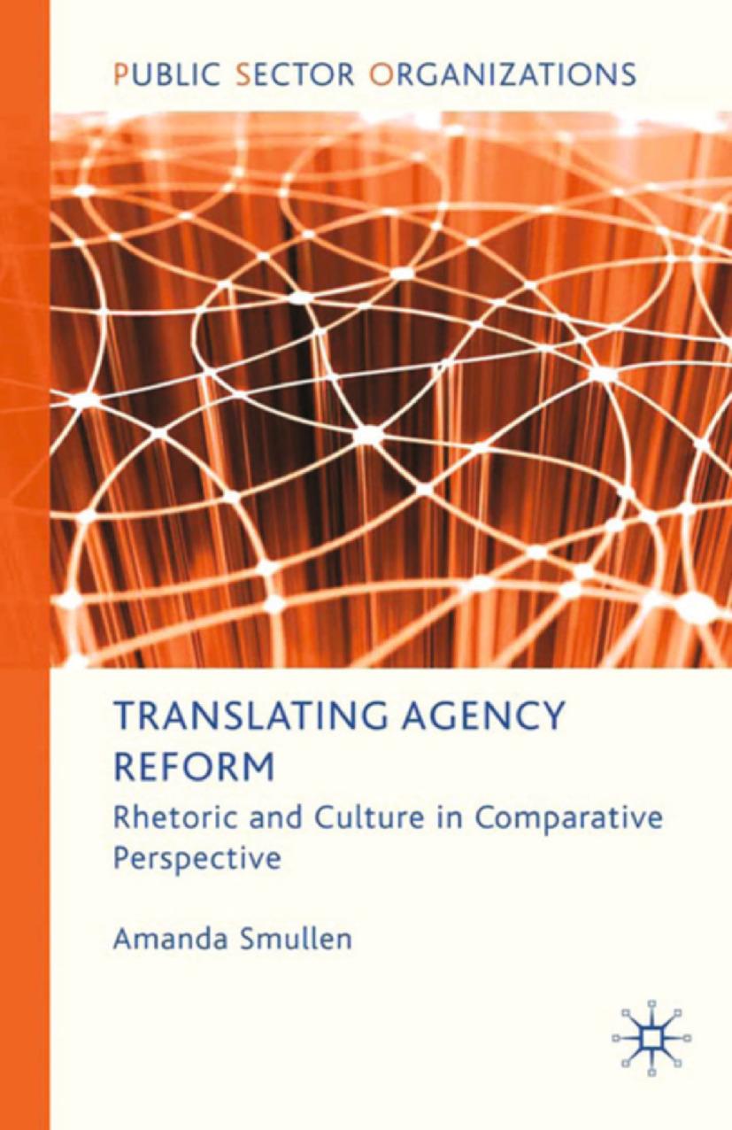 Smullen, Amanda - Translating Agency Reform, ebook