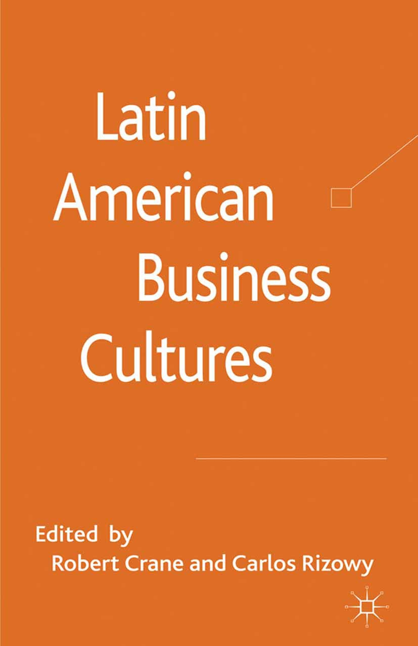 Crane, Robert - Latin American Business Cultures, ebook