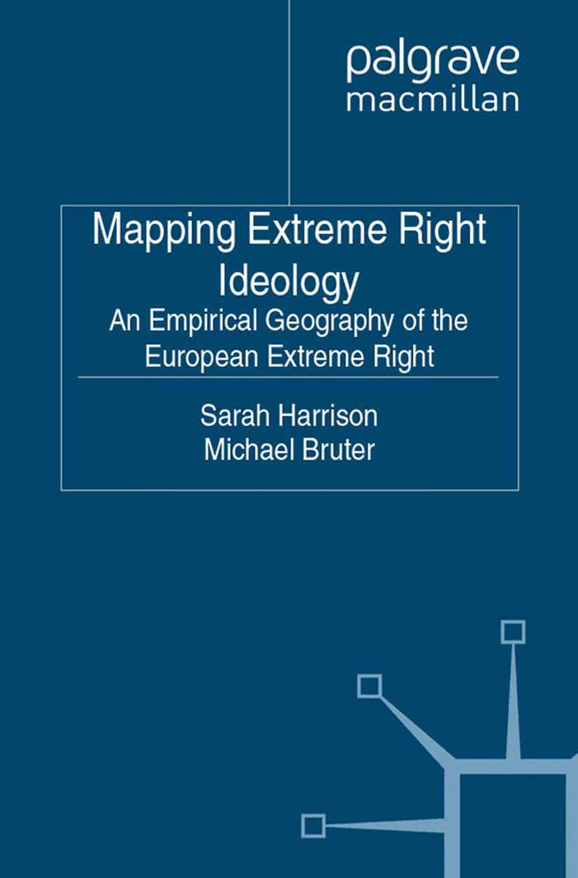 Bruter, Michael - Mapping Extreme Right Ideology, ebook