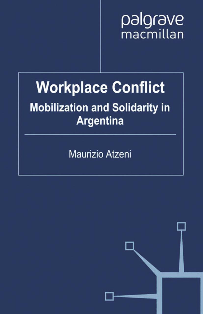 Atzeni, Maurizio - Workplace Conflict, ebook