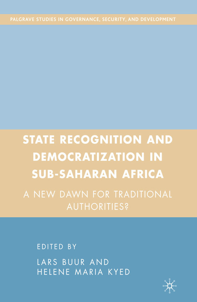 Buur, Lars - State Recognition and Democratization in Sub-Saharan Africa, ebook