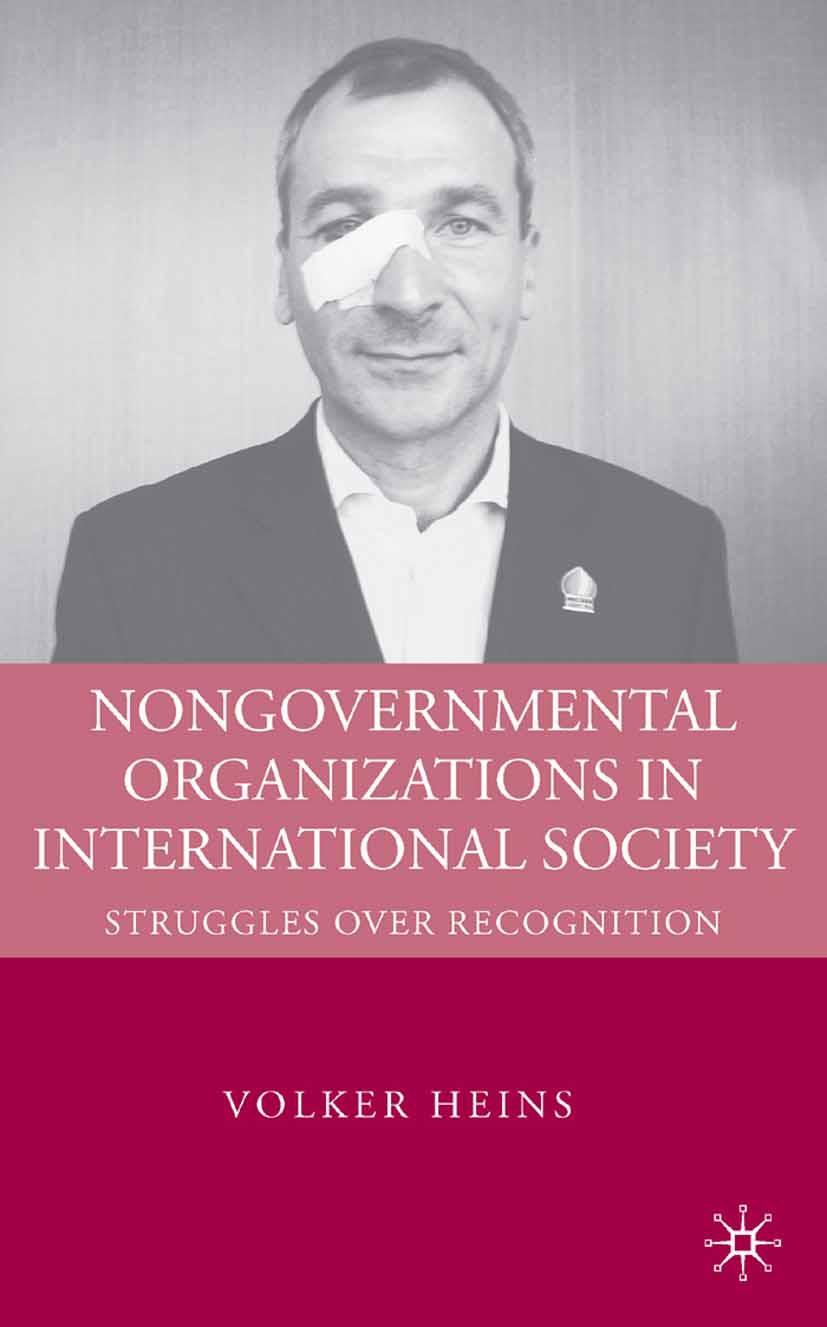 Heins, Volker - Nongovernmental Organizations in International Society, ebook