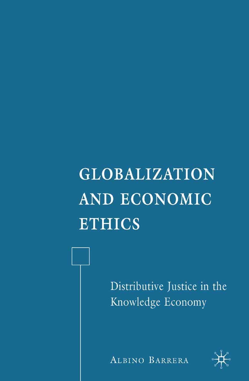 Barrera, Albino - Globalization and Economic Ethics, ebook