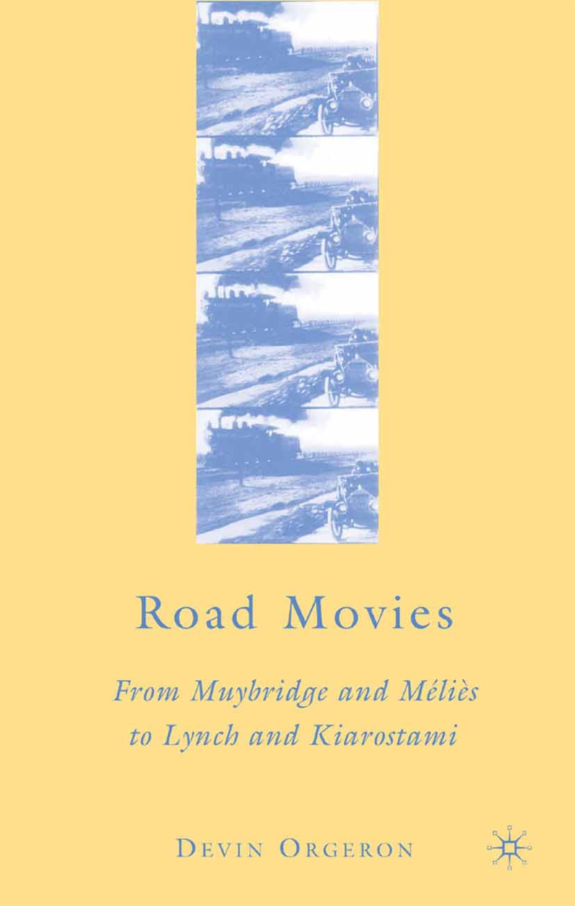 Orgeron, Devin - Road Movies, ebook