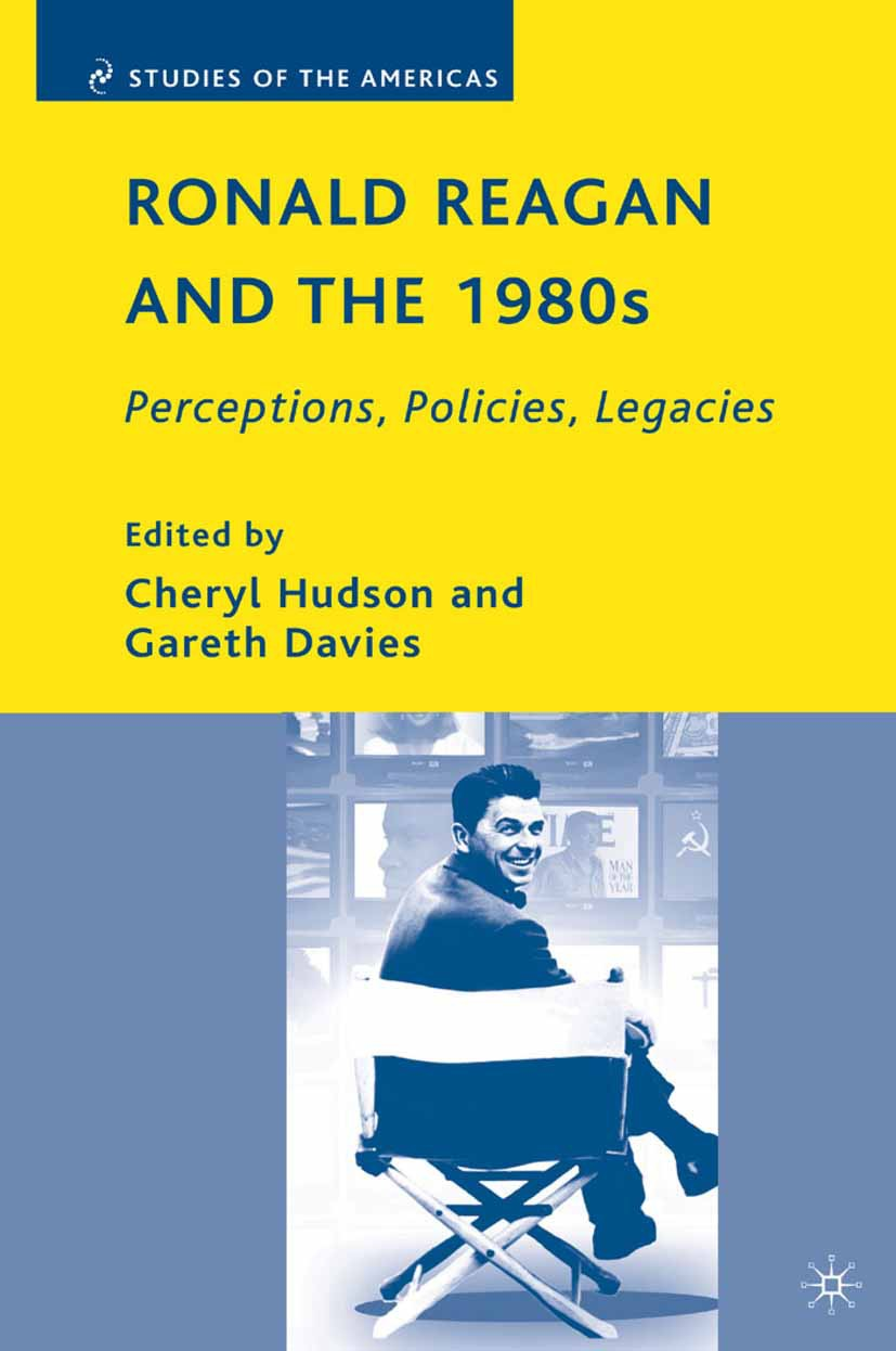 Davies, Gareth - Ronald Reagan and the 1980s, ebook