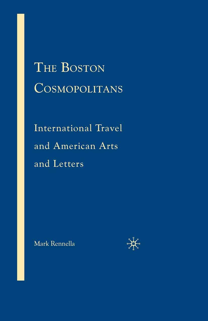 Rennella, Mark - The Boston Cosmopolitans, ebook
