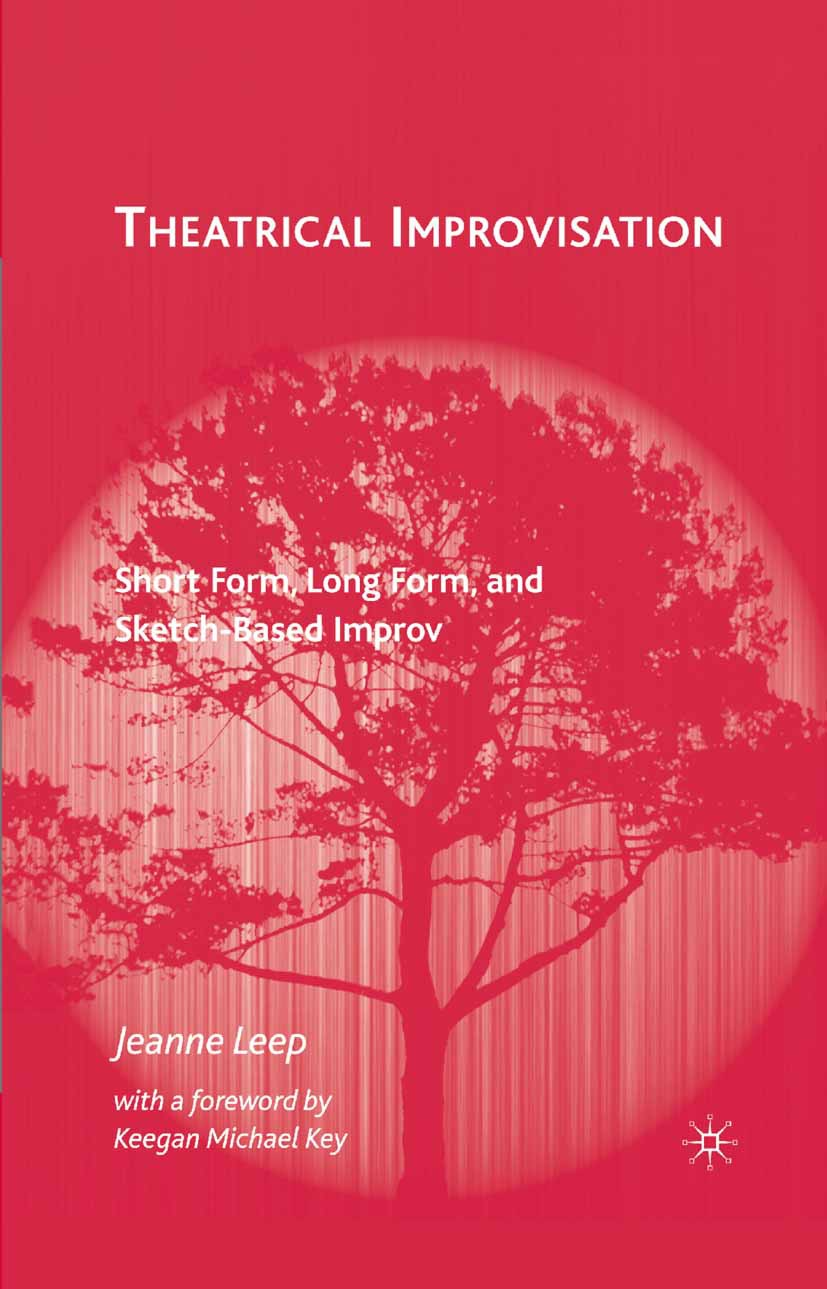 Leep, Jeanne - Theatrical Improvisation, ebook