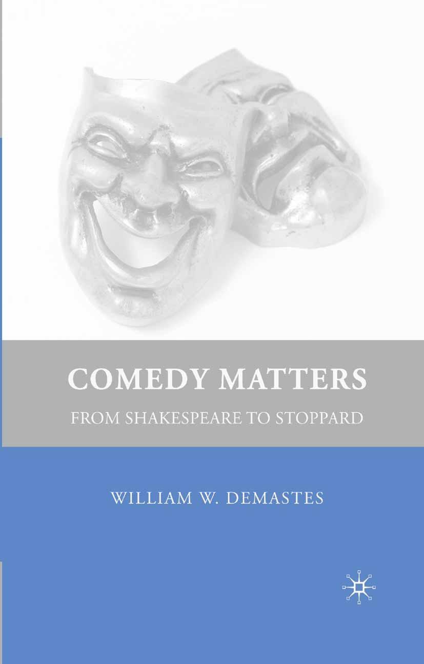 Demastes, William W. - Comedy Matters, ebook