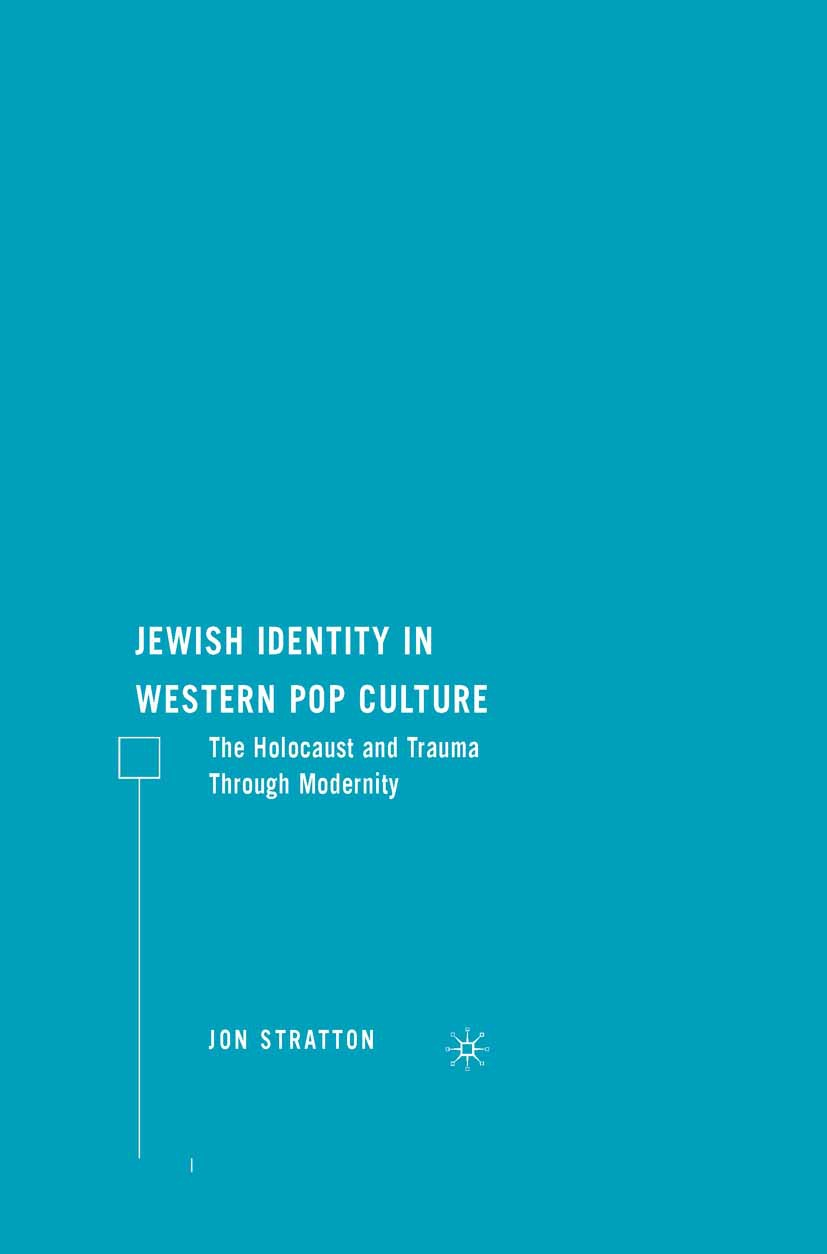Stratton, Jon - Jewish Identity in Western Pop Culture, ebook
