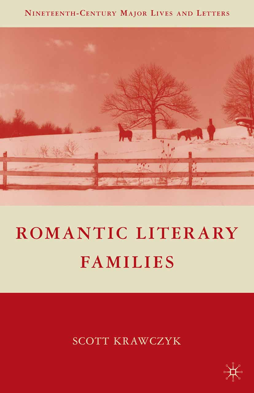 Krawczyk, Scott - Romantic Literary Families, ebook