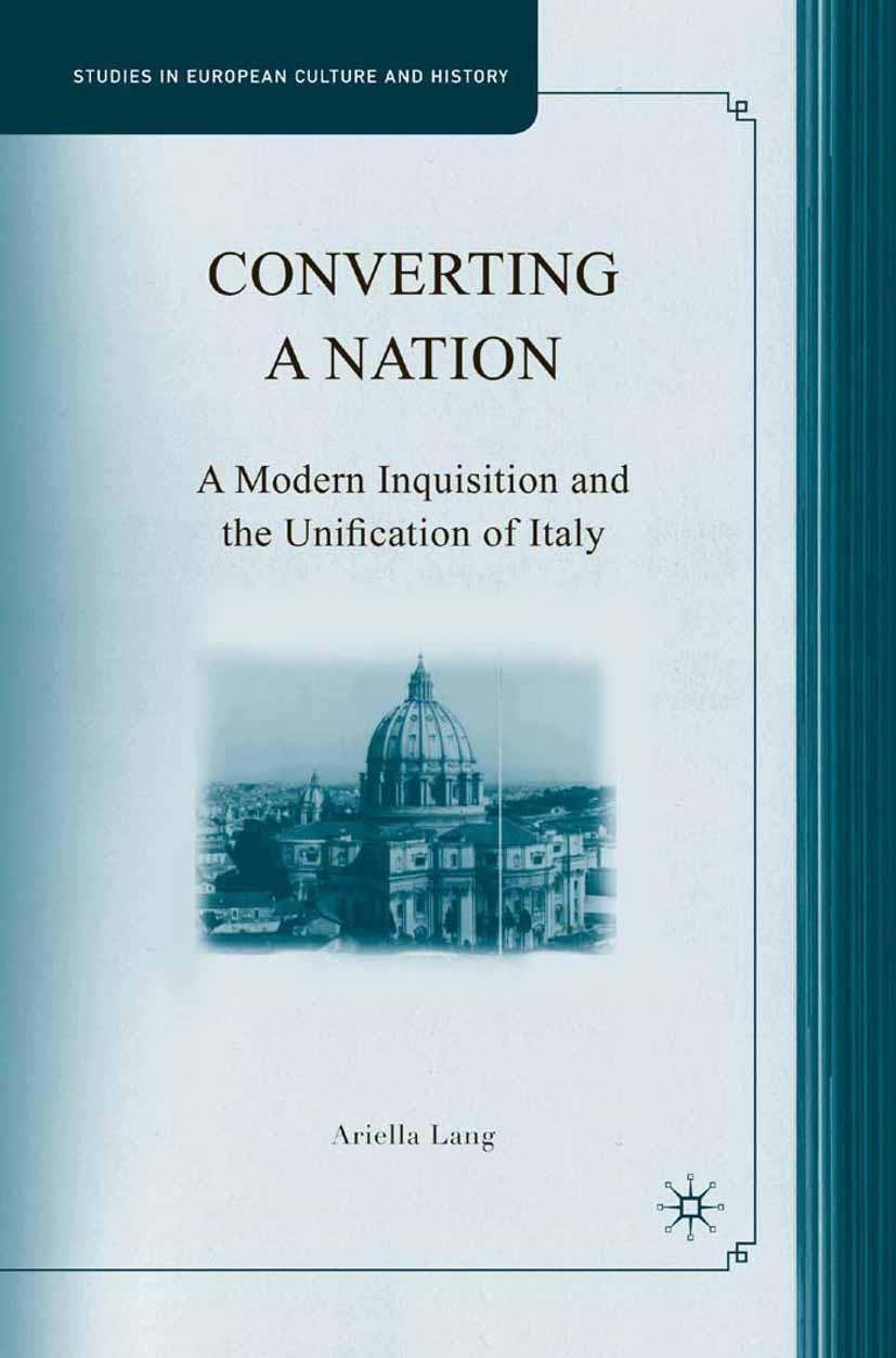 Lang, Ariella - Converting a Nation, ebook