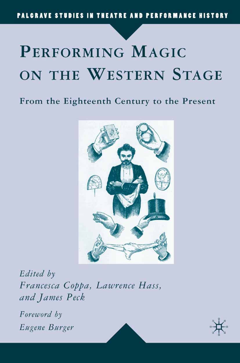 Coppa, Francesca - Performing Magic on the Western Stage, ebook