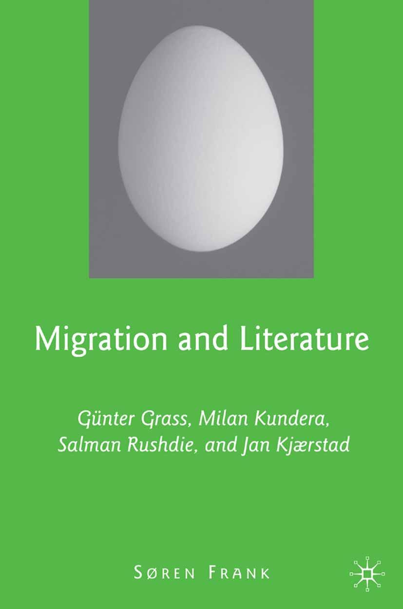 Frank, Søren - Migration and Literature, ebook