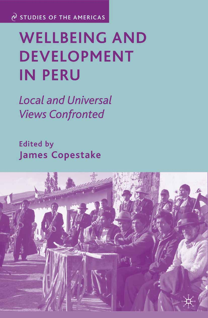 Copestake, James - Wellbeing and Development in Peru, ebook