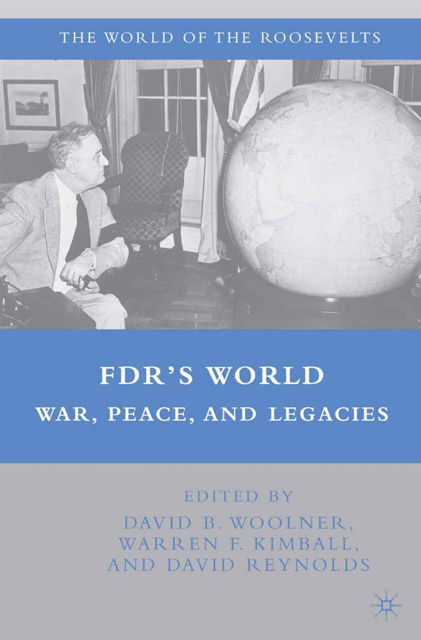 Kimball, Warren F. - FDR's World, ebook