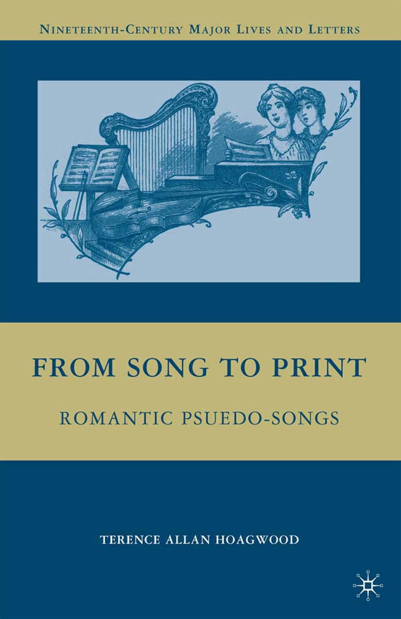 Hoagwood, Terence Allan - From Song to Print, ebook