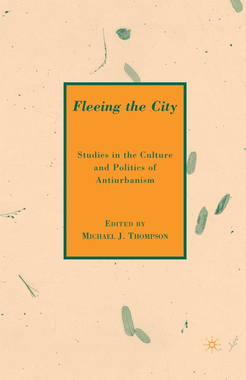 Thompson, Michael J. - Fleeing the City, ebook